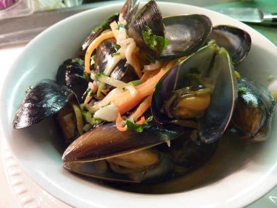 Hit or Miss:                   Mussels