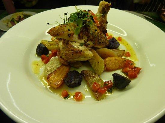 Hit or Miss:                   Chicken Dish