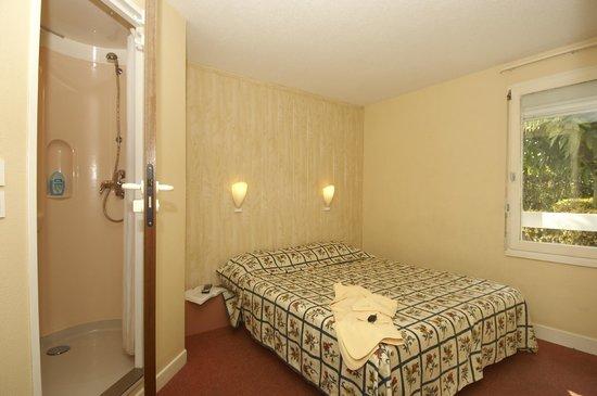 Fasthotel Perpignan: La chambre double