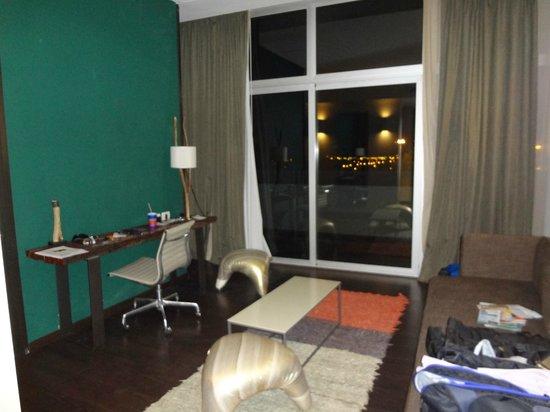 Esplendor Mendoza:                   Room