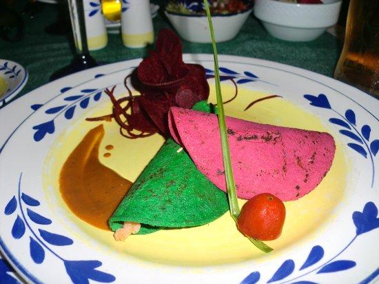 Barcelo Maya Caribe: ristorante messicano El Agave