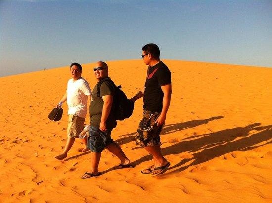 Red Dunes: Had fun!