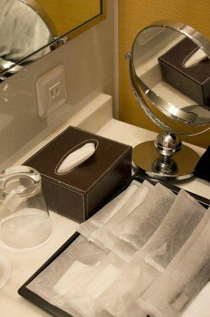 Hotel Niwa Tokyo:                                     浴室備品