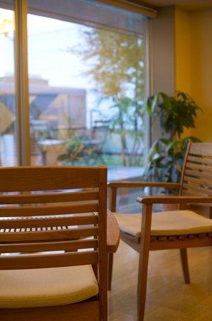 Hotel Niwa Tokyo:                                     交誼廳