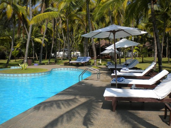 The Nattika Beach Resort:                   la piscine