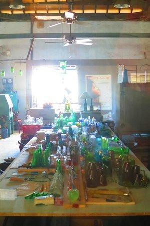 Hsin Chu City Art Site of Railway Warehouse :                   Studio