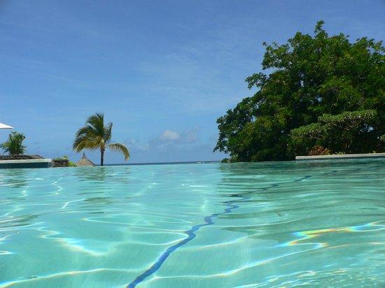 Maritim Resort & Spa Mauritius:                   Infinity pool                 