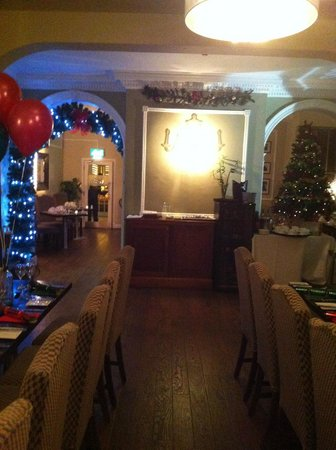 Cotswold Lodge Hotel: 66A Restaurant