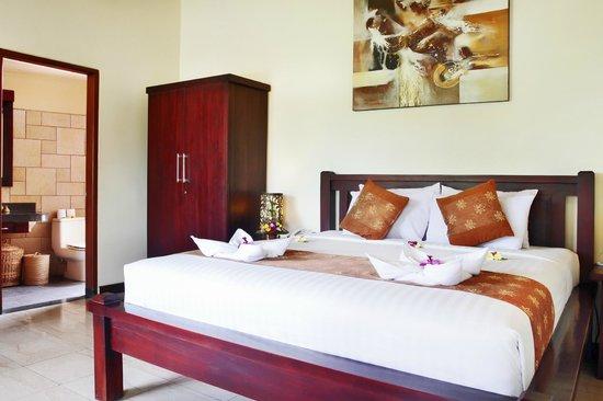 Bali Ayu Hotel: Villa Bedroom