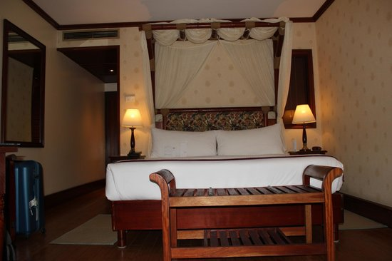 InterContinental Tahiti Resort & Spa:                   interieur chambre