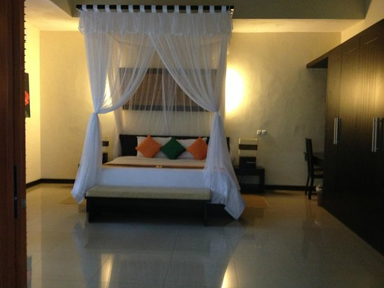 Bali Rich Luxury Villas Ubud:                   Bedroom