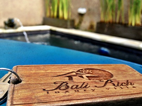 Bali Rich Luxury Villas Ubud:                   Pool