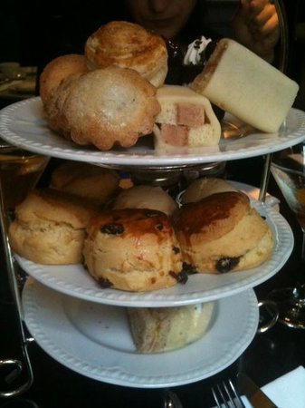 The Mandeville Hotel: Afternoon Tea