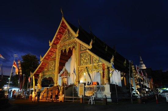Thai Kingdom - Day Tours:                   Chiang Mai, Wat Phra Singh