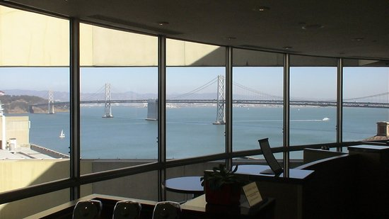 Hyatt Regency San Francisco: View From Regency Club