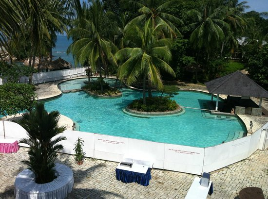 Turi Beach Resort:                   Pool