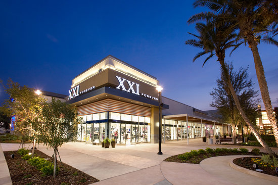 The Florida Mall: XXI Forever
