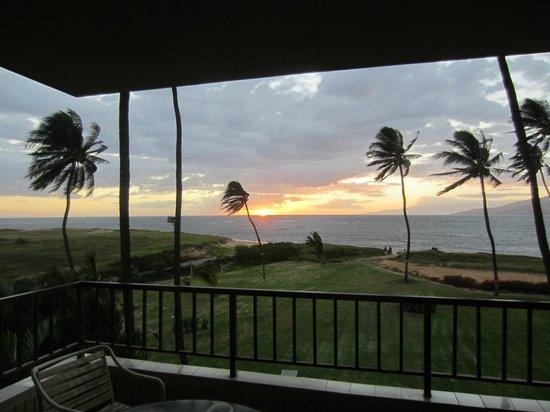 Koa Lagoon :                   Sunset
