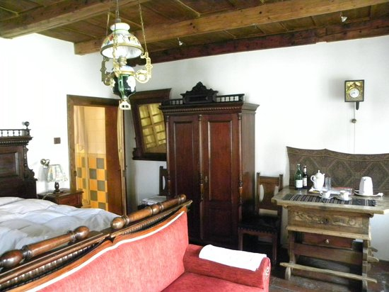 Count Kalnoky's Guesthouses: our room