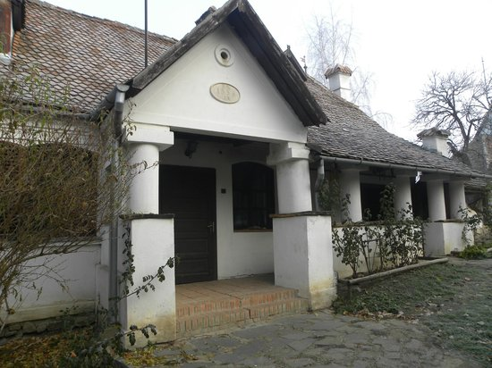 Count Kalnoky's Guesthouses: the front of the main building