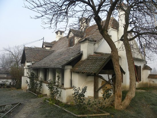 Count Kalnoky's Guesthouses: the main building