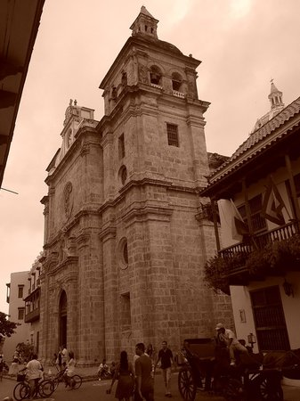 Decameron Cartagena: Iglesia San Pedro Claver