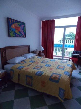 Decameron Cartagena: La habitacion