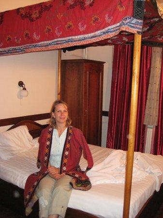 Hotel Sebnem:                   В номере
