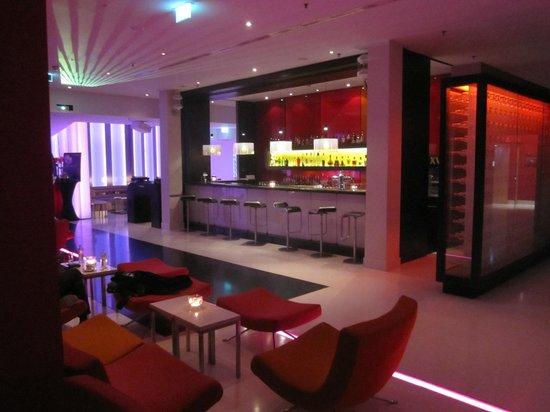 Le Meridien Vienna:                   Bar