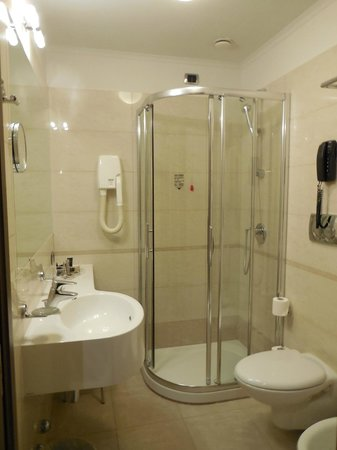 Best Western Plus Hotel Galles: Bagno