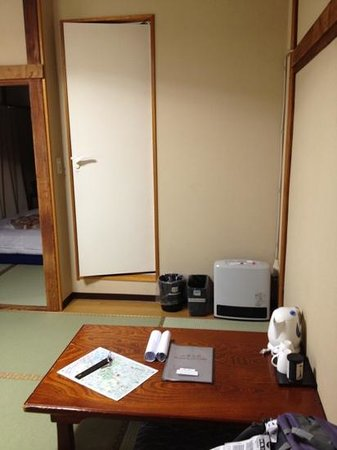 Ryokan Katsutaro:                   living area