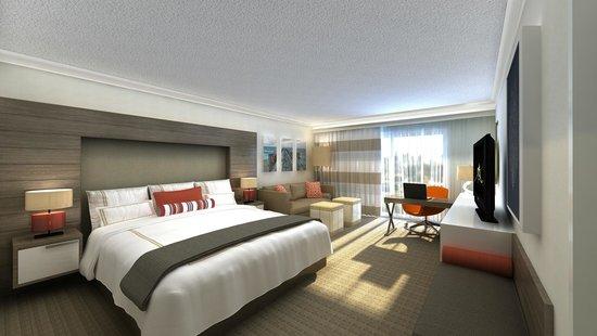 Sonesta Resort Hilton Head Island : King Bed Guest Room