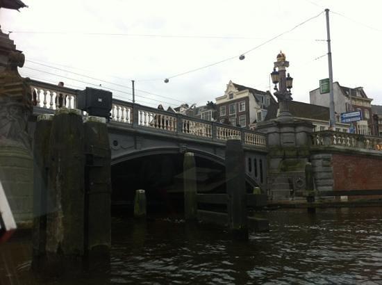 Emperor's Canal (Keizersgracht) : uno dei ponti