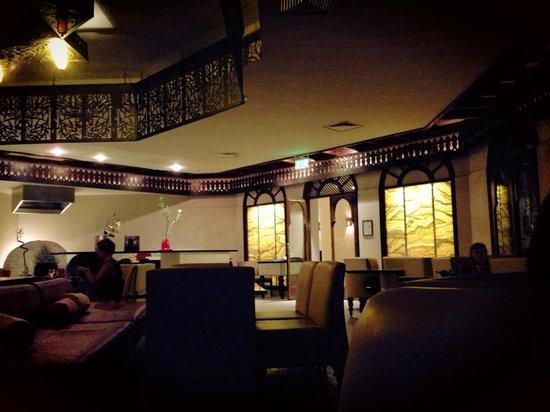 Mercure Hurghada Hotel:                   Arabian Restaurant