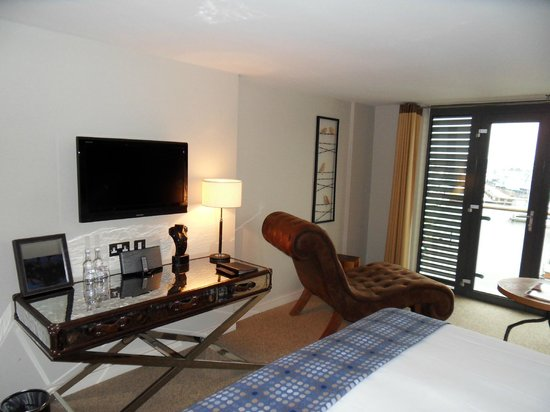 Salthouse Harbour Hotel: room 310