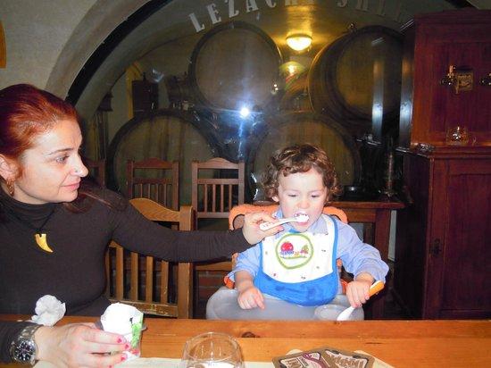 Brewery Hotel U Medvidku: La minibirreria