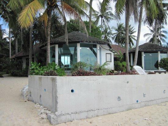 Am Samui Resort:                   Bungalow nr A1