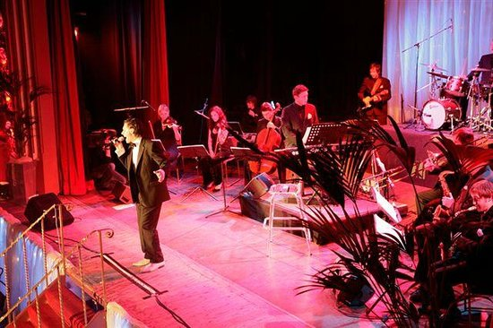 The king 39 s hall stage perfect for any live act picture for Act point salon review