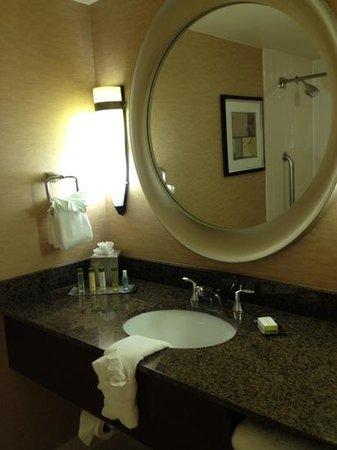 Doubletree by Hilton Hotel Birmingham: bathroom1