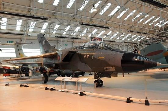 Royal Air Force Museum:                   Tornado - The RAF's front line flighter bomb