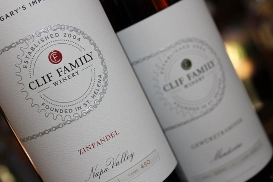 Clif Family Winery: Clif Family Wines