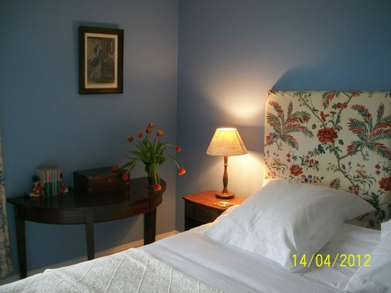Bowes House: Double room