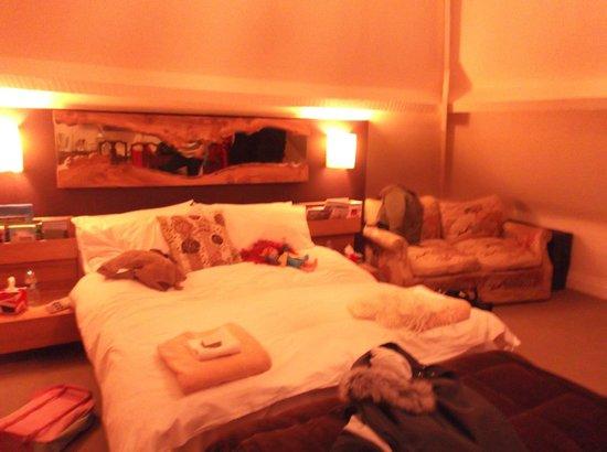 The Paddock: bedroom