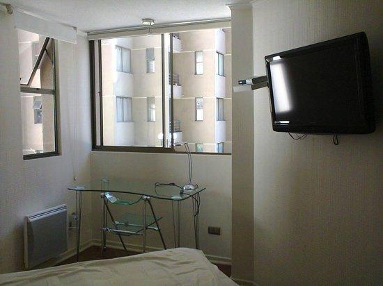 Andes Hostel:                   Quarto.