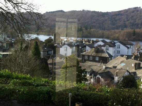 The Angel Inn:                   Great View