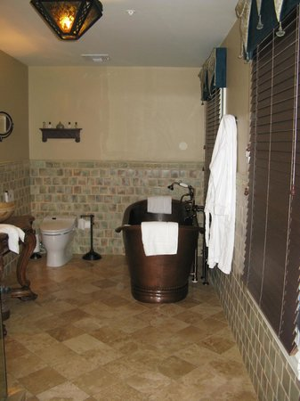 Inn BoonsBoro:                   JR Bathroom - Nice!