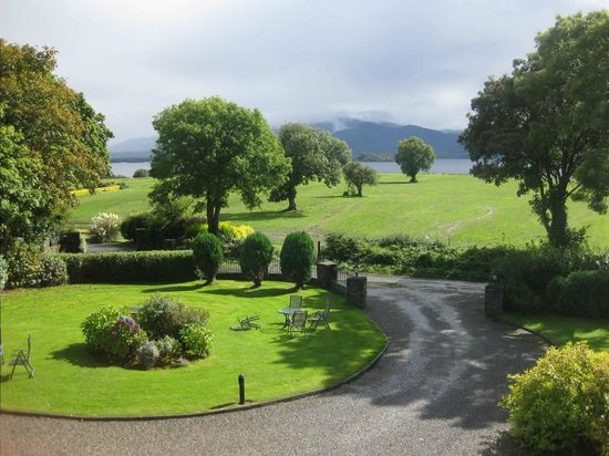 Loch Lein Country House : View from our Window
