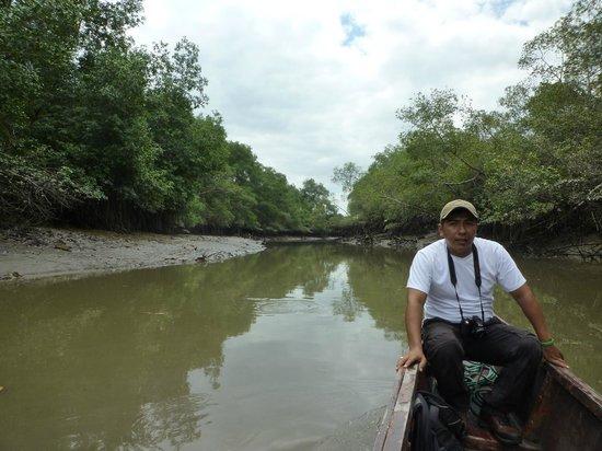 Manglares Churute Mangrove Tours:                   Bootstour durch die Manglares