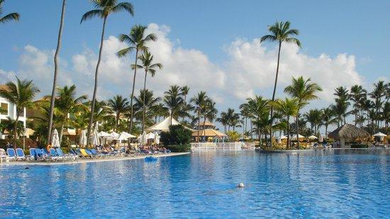 Ocean Blue & Sand :                   Pool Area