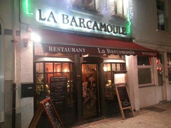La Barcamoule:                                     Decided to grab this after leaving - make it easier to find!